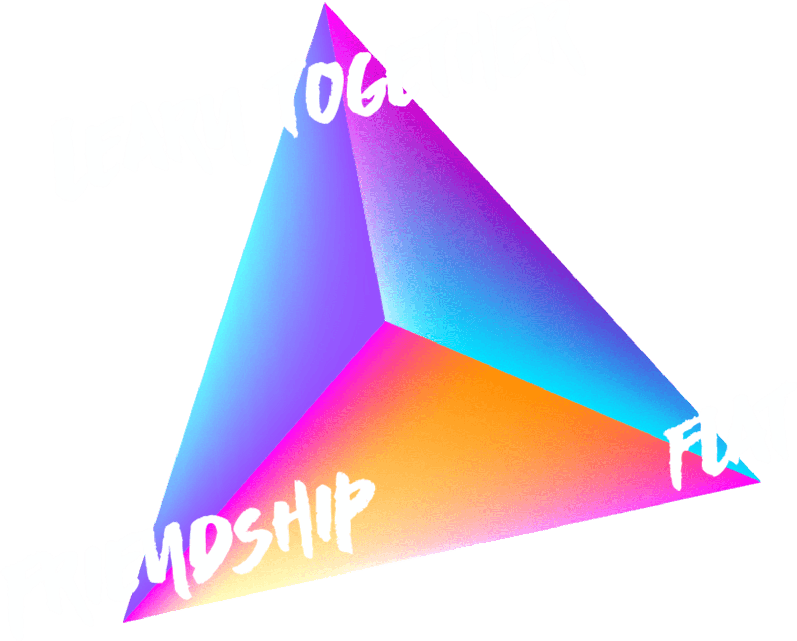 Learn together|Friendship|flat